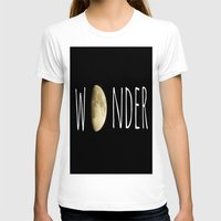 wonder T-shirts featuring Wonder by ALLY COXON