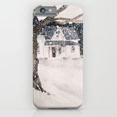 February snow Slim Case iPhone 6s