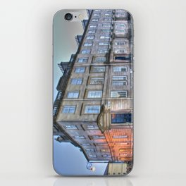 Carlton Street Glasgow  iPhone Skin