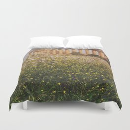 Can you feel it? Duvet Cover