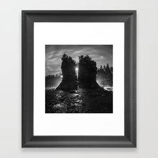 Light Within Framed Art Print