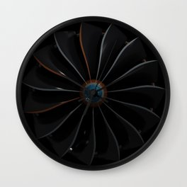 Cycles Enginge Wall Clock