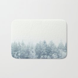 Frosty feelings Bath Mat
