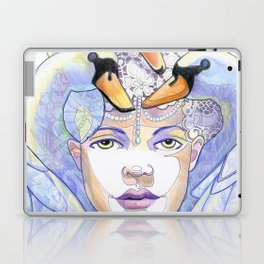 Swans Laptop & iPad Skin