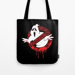SCREAM BUSTERS Tote Bag