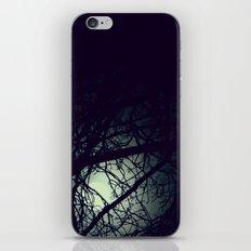 Through the Night iPhone Skin