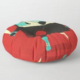 Software Pirate Floor Pillow
