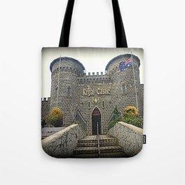 Kryal Castle Tote Bag