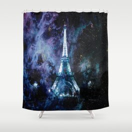 Paris dreams Shower Curtain