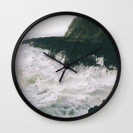 Milky. Wall Clock