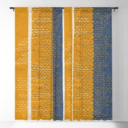 Yarns: Reflections Blackout Curtain