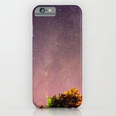 Meteors near the Milky Way II iPhone 6s Slim Case