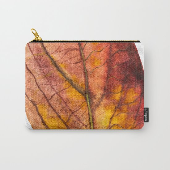 Autumn Leaf 03 Carry-All Pouch