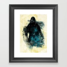 Abstract BANE Framed Art Print
