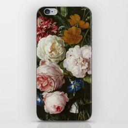 Vintage Botanical No. 1 iPhone Skin