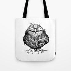 Owl Ball Tote Bag