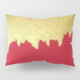 Dipped in Gold Pillow Sham