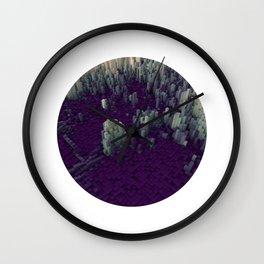 Swamp! Wall Clock