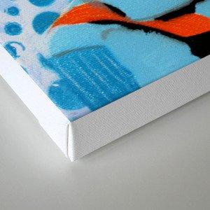 Steve Zissou The Life Aquatic Canvas Print