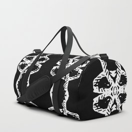knot like the rest Duffle Bag
