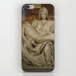 Michelangelo's Pieta iPhone Skin