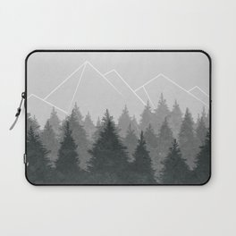 Forest Mountain Laptop Sleeve