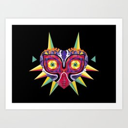 Majora's Incarnation Art Print