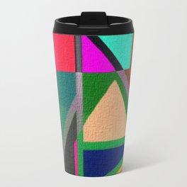 Complicerend Piet Mondriaan Travel Mug