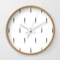 Rambo's Knife Wall Clock