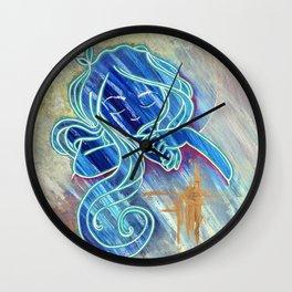 Warm Me Up Wall Clock