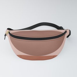 Abstraction_Mountains_Bohemian_ART_MInimalism_003 Fanny Pack