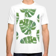 BeLEAF In Yourself Mens Fitted Tee White MEDIUM