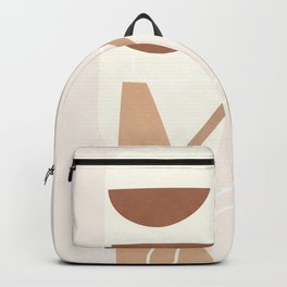 Abstract Shapes No.23 Backpack