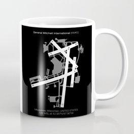 General Mitchell International (KMKE) Coffee Mug