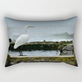 Watcher of the Sea Rectangular Pillow