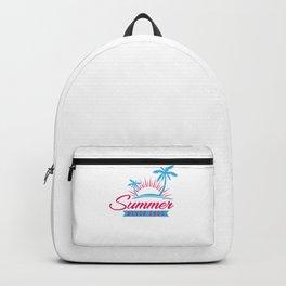 Summer Never Ends pp Backpack