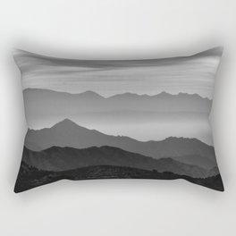 Mountains mist. BN Rectangular Pillow