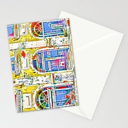 Abandonment Stationery Cards