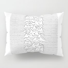 Furr Division White Pillow Sham