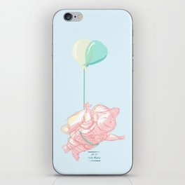 I can touch the sky iPhone Skin