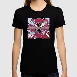 Artificial Agent 80s retro Tshirt T-shirt