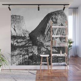 Broderick Liberty Cap Yosemite Wall Mural