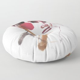 Grace Jones Icon Floor Pillow