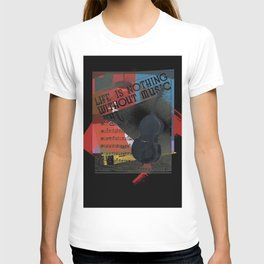 Under Moonlight T-shirt