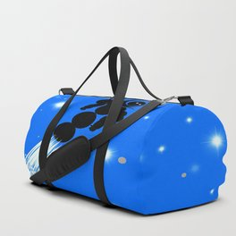 Captain Zoom Duffle Bag
