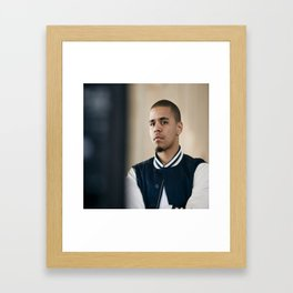 varsity Framed Art Print