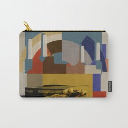 Pop Power (Square) Carry-All Pouch
