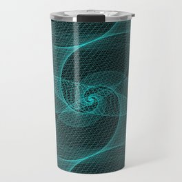 The Great Spiraling Unknown Travel Mug