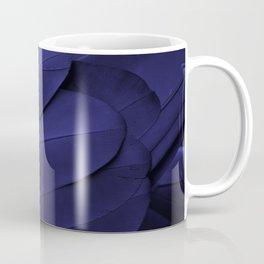 Royal Blue Angel Wings Coffee Mug