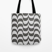rio Tote Bags featuring Rio by Aline Krenzinger